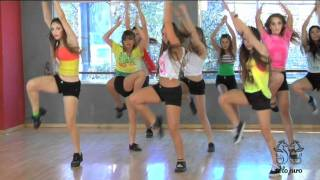 getlinkyoutube.com-Coreografía de On the floor / TKM Argentina