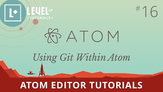 getlinkyoutube.com-Atom Editor Tutorials #16 - Using Git Within Atom