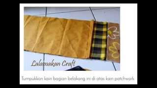getlinkyoutube.com-Cara mudah membuat sarung bantal kursi