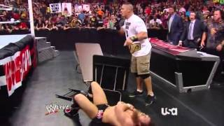getlinkyoutube.com-cena saves daniel bryan