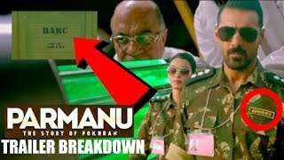 PARMANU Trailer Breakdown| Things You Missed| True Story|John Abraham, Diana