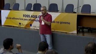FOSS 4GIS GOV 13 Joao Antunes