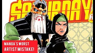 WORST Mistakes Artists Make About Manga