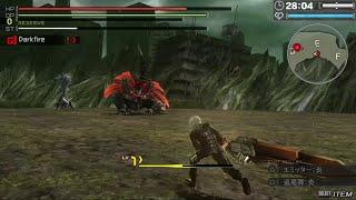 getlinkyoutube.com-God Eater: Resurrection - Demo Gameplay [PSVita]