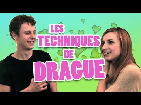 NORMAN - LES TECHNIQUES DE DRAGUE