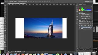 getlinkyoutube.com-How to use Content Aware Scale tool or stretch an image without distorting some areas.