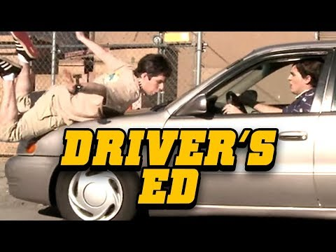 DRIVER'S ED CRAP RAP!