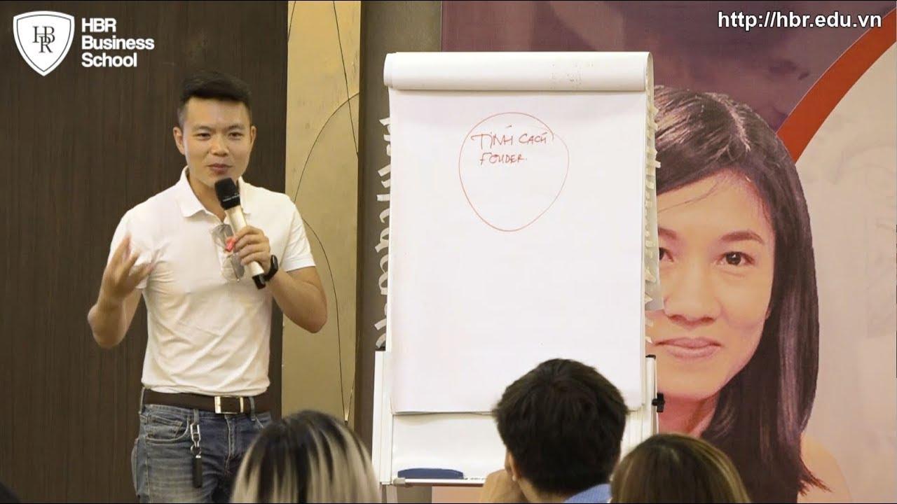 Xây dựng văn hóa doanh nghiệp - A Nguyễn Việt Hòa - CEO thời trang YODY