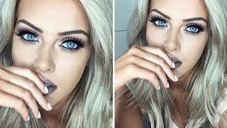 getlinkyoutube.com-Instagram Baddie Makeup Tutorial | Chloe Boucher