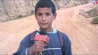 getlinkyoutube.com-تلاميذ من تمسمان يطالبون بالنقل المدرسي لتفادي شبح الانقطاع