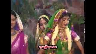 getlinkyoutube.com-Kamar Ke Oopar Rai Nach Vol 1 - Desraj patairiya & Savita Yadav