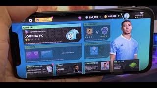 Dream league soccer 2016 final match (coin hacked)