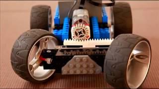 getlinkyoutube.com-LEGO Small Car v2.0 with PF