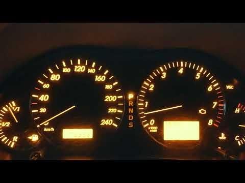 Avensis 2 2.0 1AZ-FSE акпп Падают обороты на холостом ходу при запуске на горячую