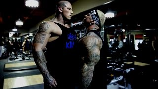 RICH PIANA VS. 6'8 330LB MARTYN FORD - 5%ER FOR LIFE - WELCOME TO OUR WORLD