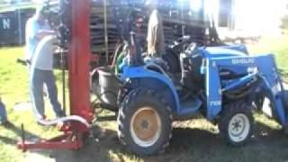 getlinkyoutube.com-Water Well Drilling Rig Drill Equipment Driller Tool