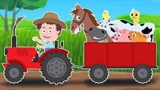 getlinkyoutube.com-Schoolies | Old MacDonald Had A Farm | Nursery Rhymes | Kids Songs | Baby Rhymes
