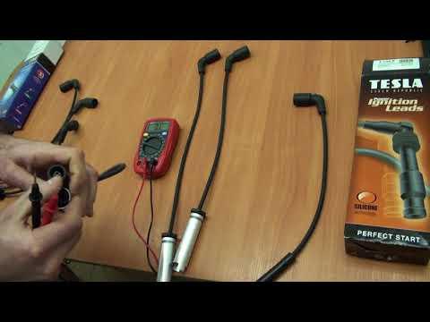 Как выбрать качественные свечные провода?