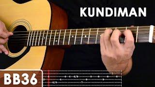 Kundiman - Silent Sanctuary Intro Guitar Tutorial