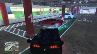 GTA 5 - How To Find Super Car (Zentorno) For Free !!! (Spawn Location) PS4, XONE and PC !!! -working
