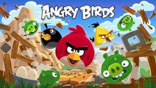 getlinkyoutube.com-柑月的實況『Angry Birds憤怒鳥』EP.1(EGGS)-蛋疼的小豬爆破吧!