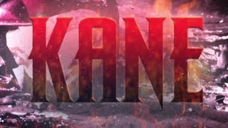 WWE: Выход Kane
