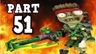 Plants vs. Zombies: Garden Warfare - Super Commando Gameplay