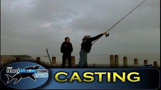 getlinkyoutube.com-Long distance beach casting tips - The Totally Awesome Fishing Show