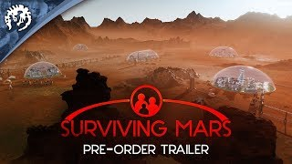 Surviving Mars - Pre-Order Trailer