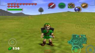 getlinkyoutube.com-Android Zelda Ocarina of time 3DS Descargar