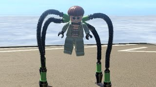 LEGO Marvel Superheroes - DOCTOR OCTOPUS FREE ROAM GAMEPLAY (MOD SHOWCASE)