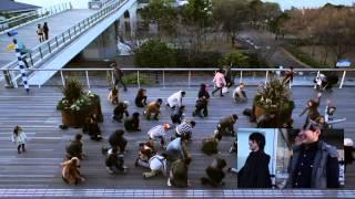 getlinkyoutube.com-「アイのうた5」サプライズプロポーズ大作戦 Flash mob ショートVER.