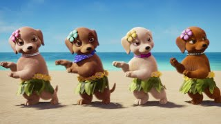 getlinkyoutube.com-Barbie™ & Her Sisters in a Puppy Chase - Official Trailer (HD)