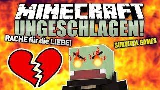 getlinkyoutube.com-RACHE für mein GEBROCHENES HERZ! + Bodyguard Challenge! - Minecraft UNGESCHLAGEN #72 | ungespielt