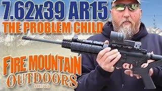 getlinkyoutube.com-7.62x39 AR-15:  Mark's Beloved Problem Child