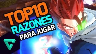 getlinkyoutube.com-Dragon Ball Xenoverse Top 10 razones para jugarlo | TGN