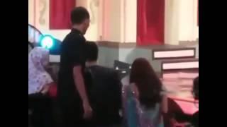 Video Shaheer Sheikh Gendong Ayu Ting Ting Di Backstage (candid)