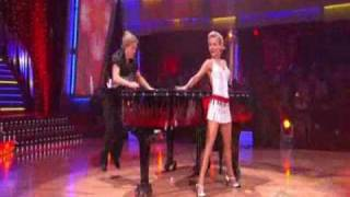getlinkyoutube.com-Julianne and Derek Hough performing the Jive