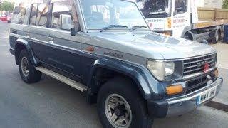 getlinkyoutube.com-Toyota Landcruiser PRADO LJ78 FOR SALE EXPORT