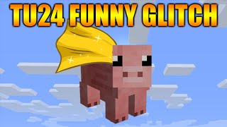 getlinkyoutube.com-★Minecraft Xbox 360 + PS3 Title Update 24 Flying Animals Leads Glitch Teleport 120 Blocks High!★