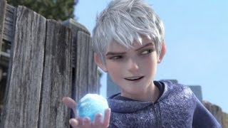 getlinkyoutube.com-Rise Of The Guardians SNOWBALL FIGHT!