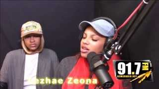 getlinkyoutube.com-Fetty Wap BM Lezhae Zeona  Gems Radio Interview Part2