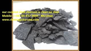 getlinkyoutube.com-Coconut shell charcoal Factory and exporter from Thailand Coconut Shell Carbonization