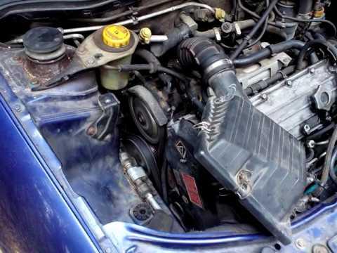 Неизвестный шум Fiat Palio Weekend 1.7TD
