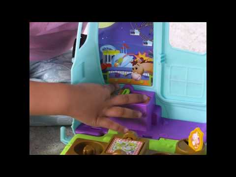 Fisher-Price Little People Toy Story 4 RV with Buzz & Jessie Figures