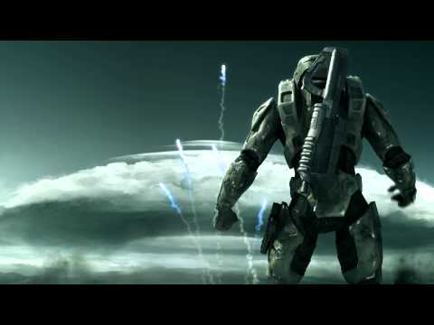 Halo 3 Teaser Trailer 1080p HD Starry Night