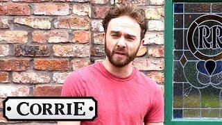 Coronation Street - Jack P Shepherd's Message About David's Story