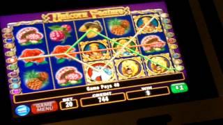getlinkyoutube.com-$1 Enchanted Unicorn Slot Machine #3 - Slot Fanatics Forum High Limit Pull