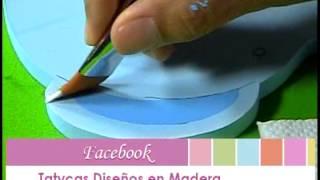 getlinkyoutube.com-Detalles Magicos con MimiLuna invitada Tatycas Diseños en Madera