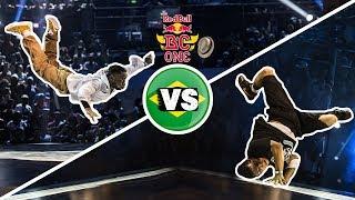 getlinkyoutube.com-Junior vs Mounir - Semi-Final - Red Bull BC One Rio de Janeiro 2012